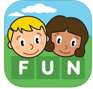 Great app for toddlers: First Words Deluxe
