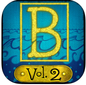 Button Heaven in this Wonderful Book App: Bartleby's Book of Buttons Vol. 2