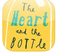 Heart and bottle app