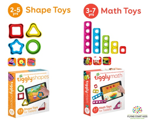 tiggly shapes review
