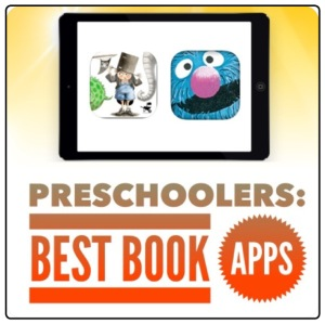 book apps for preschoolers