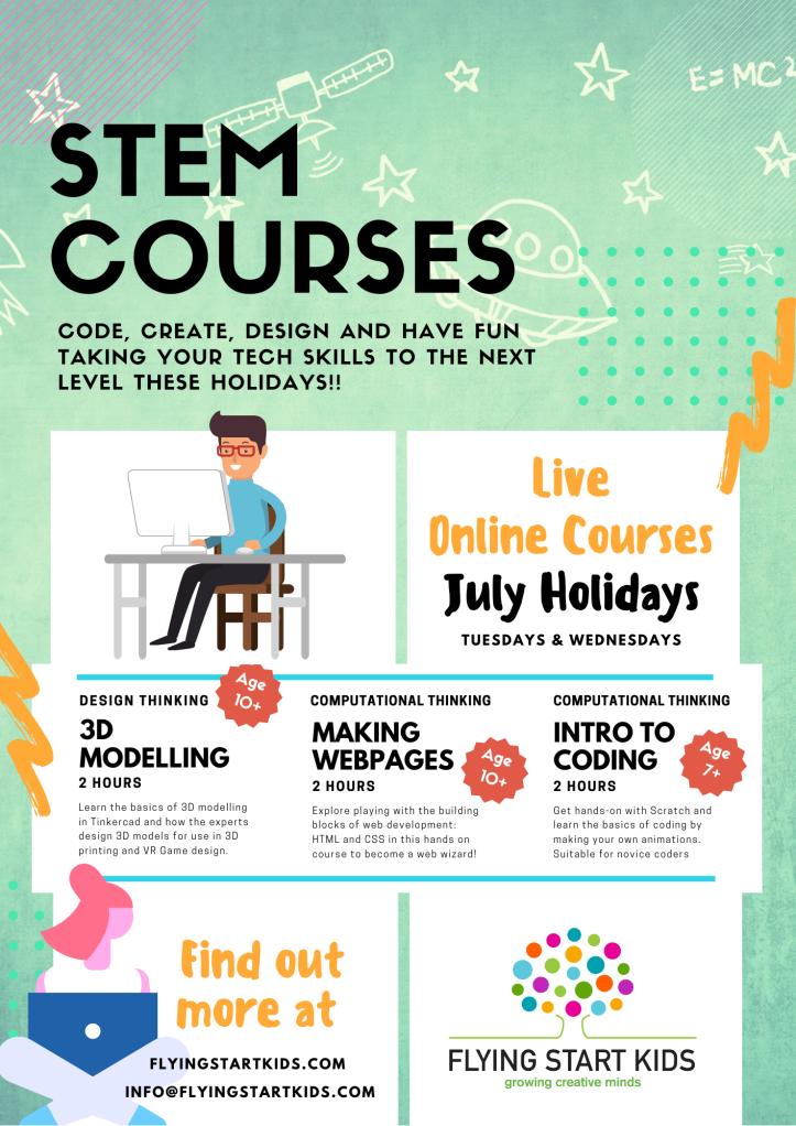 stem & coding courses
