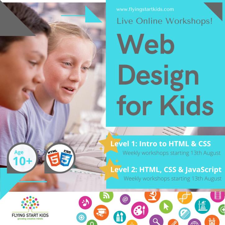 Web Design HTML CSS Javascript online coaching tutoring