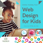 Web Design for Kids!!
